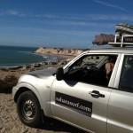 Sahara Surf - surfing Dakhla