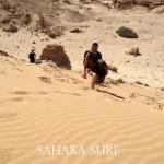 Surfing Western Sahara