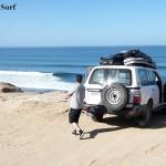 Surfing sidi ifni