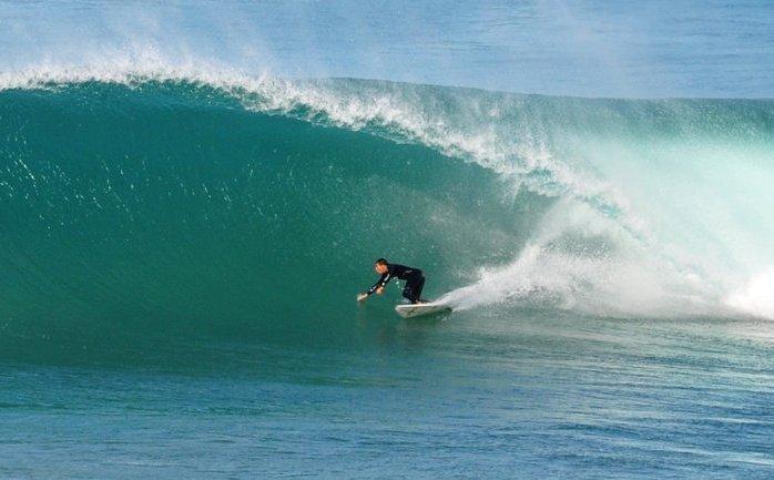 surfing Morocco secret spot